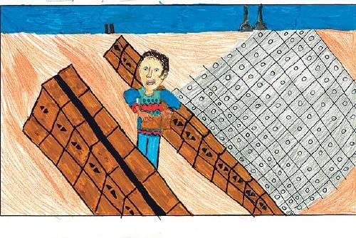 Els infants il·lustren l'actualitat de Santa Perpètua en una edició especial de 'l'Informatiu'