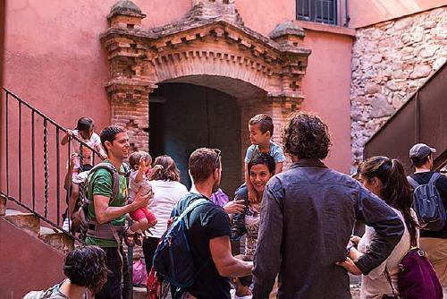 S'omple l'activitat per les Jornades Europees del Patrimoni
