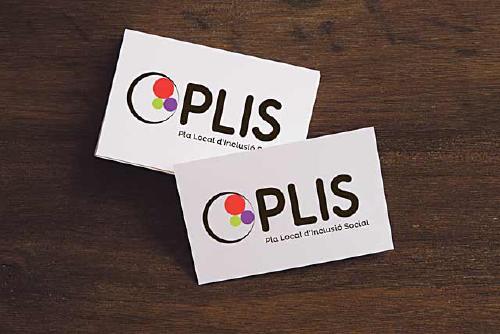El Pla Local d'Inclusió Social (PLIS) estrena logotip