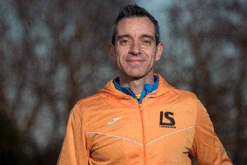 Marc Tort participarà diumenge en el Campionat de Catalunya de pista coberta de la categoria màster