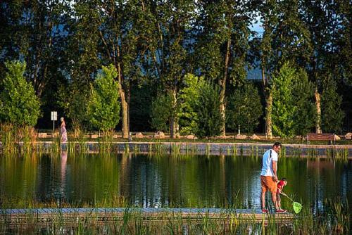La natura protagonitza l'Aula del parc durant el mes de juny
