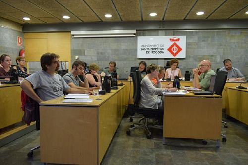 L'Ajuntament tanca el Pressupost de 2016 amb un romanent de tresoreria de 9,3 milions d'euros