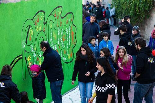 El parc d'Europa acull aquest dissabte la Color Run solidària d'El Refugi