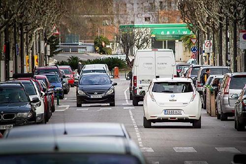 El trànsit a la Rambla es tanca els diumenges en una prova pilot que comença aquest 21 de maig