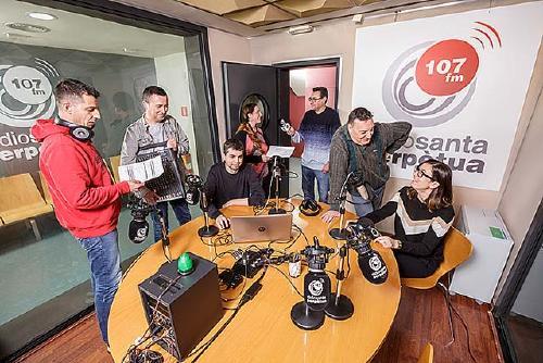 Ràdio Santa Perpètua compleix avui 30 anys