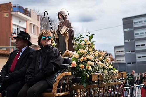 Avui comença el programa d'actes de la 104 Festa de Sant Antoni Abat