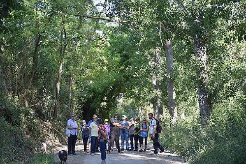 Bona participació als actes del Dia Mundial del Medi Ambient a Santiga