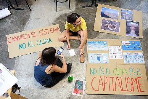 Vaga pel clima SPM convoca aquest dijous una manifestació per denunciar l'emergència climàtica