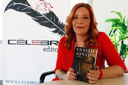Vanessa Velasco presenta la seva quarta novel·la Un viaje soñado