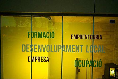 Nou punt d'Atenció a l'Emprenedor al Centre de Desenvolupament Local