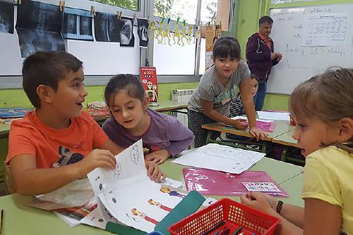 L'Escola Santa Perpètua incorpora un nou mètode per aprendre anglès
