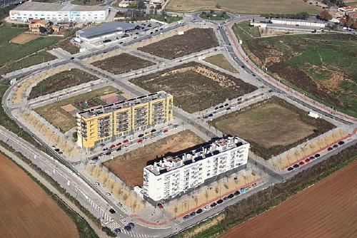 El Consorci de Can Filuà posa a la venda dues parcel·les destinades a la construcció de 150 pisos de protecció oficial
