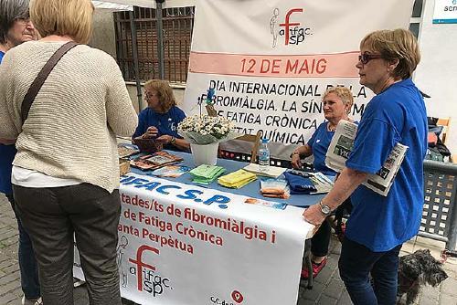 AFIFAC organitza avui un acte per commemorar el Dia Mundial de la Fibromiàlgia
