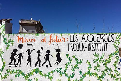 L'Ajuntament torna a reclamar una reunió amb Ensenyament per parlar del futur d'Els Aigüerols