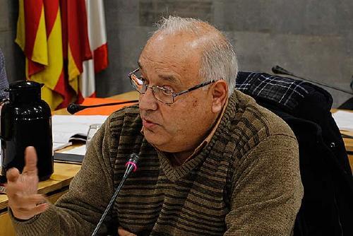 Juan Albalat (C's) presenta la seva renúncia a l'acta de regidor