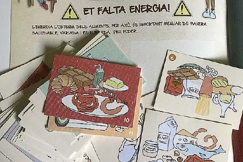 L'AMPA Els Aigüerols presenta un projecte d'Alimentació Saludable