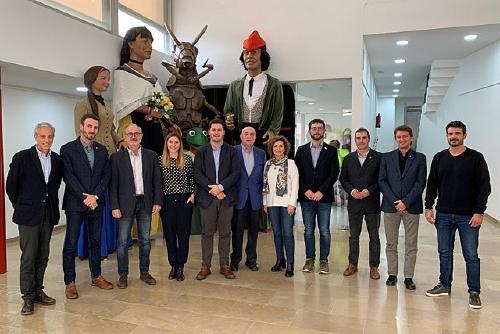 El Consell d'Alcaldes de la Fundació Sanitària Mollet revisa el Pla Estratègic 2017-2020