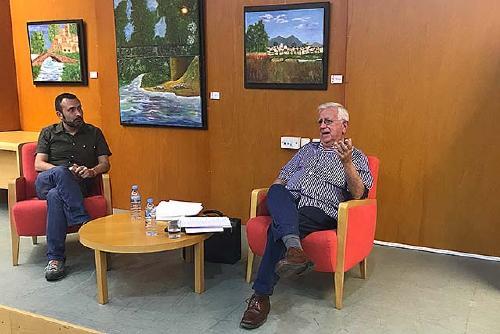 El periodista Tomàs Alcoverro inaugura el cicle 'Santa Perpètua, històries de cooperació'