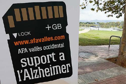 Salut Pública i AFAVO endeguen un curs per a persones cuidadores de malats d'Alzheimer