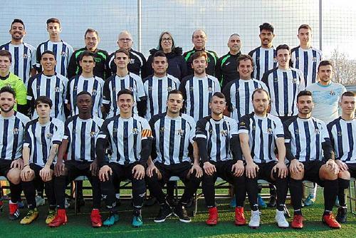 El segon equip de la UCF Santa Perpètua debuta amb derrota a la Tercera Catalana