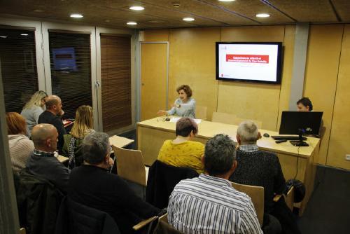Suport veïnal a les accions de l'Ajuntament en relació al nou centre logístic d'Amazon