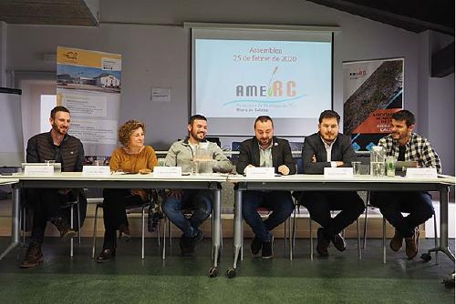 Polinyà assumeix la presidència de l'Associació de Municipis de l'Eix de la Riera de Caldes