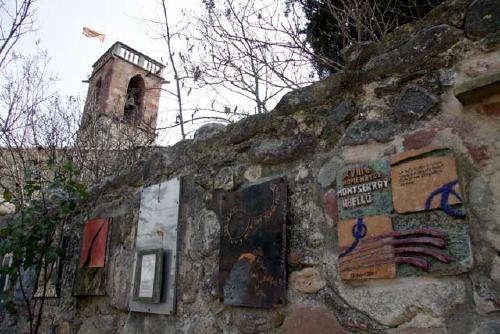 Amics de Santiga commemora aquest dissabte a Montserrat el 35è aniversari