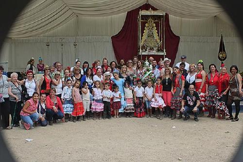El Centro Cultural Andaluz celebra el Dia del soci