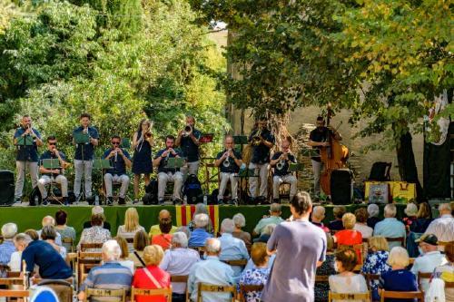 L'Agrupació Sardanista Santa Perpètua celebra l'Aplec de Santiga reconvertit en concert