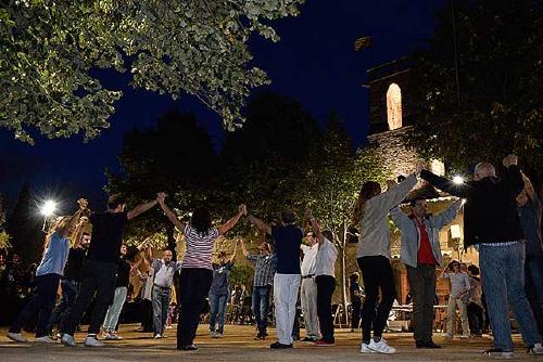 L'Aplec de Santiga arriba a la 64 edició amb l'espectacle Santa Perpètua, 90 anys de sardanes