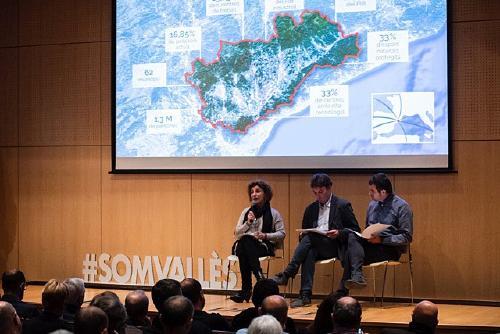 L'Ajuntament de Santa Perpètua se suma al manifest per impulsar la creació de l'Àrea Vallès