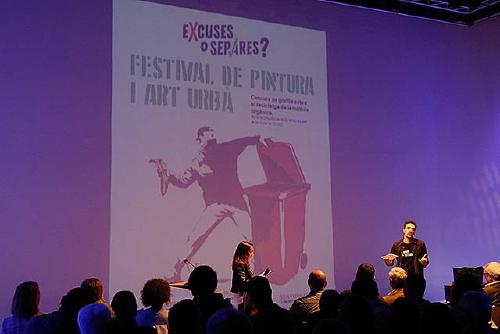 Santa Perpètua acull demà el Festival d'Art Urbà per fomentar la recollida d'orgànica