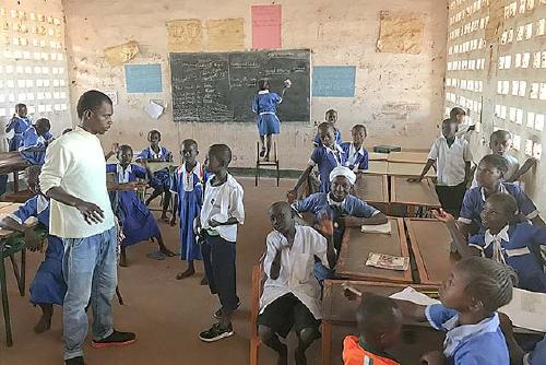 ASPERPOL organitza demà divendres un festival solidari per recaptar fons per a un projecte a Gàmbia