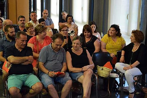 Isabel Garcia coordinarà El Comú de Santa Perpètua