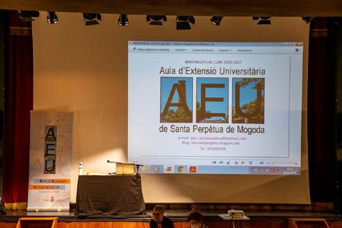 Puccini centra la xerrada d'avui de l'Aula d'Extensió Universitària