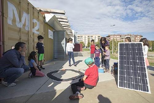 L'Aula del parc programa aquest diumenge un taller sobre l'energia