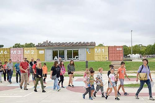 L'Aula del parc proposa aquest diumenge jocs de reciclatge i de prevenció de residus