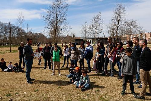 L'Aula del parc proposa aquest diumenge un taller sobre les rapinyaires