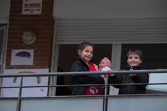 L'alcaldessa publica un ban per agrair el comportament exemplar dels infants durant el confinament