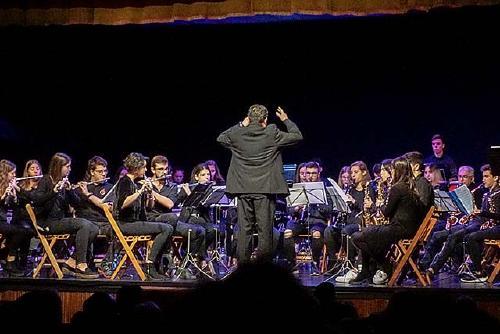 Les formacions Bandarres i Butaques, de l'EMA, ofereixen avui el Concert de Nadal