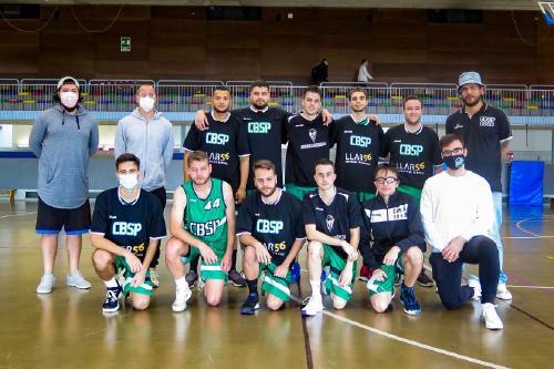 El Llar 56-CB Santa Perpètua es juga el campionat en els dos darrers partits
