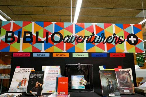 Avui s'obre una nova edició dels Biblioaventurers