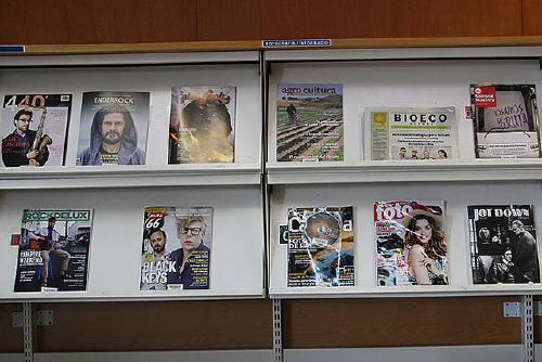 La Biblioteca Municipal organitza la tercera edició del Mercat de revistes