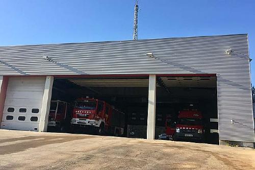 L'Ajuntament de Santa Perpètua dona suport a les reivindicacions dels bombers