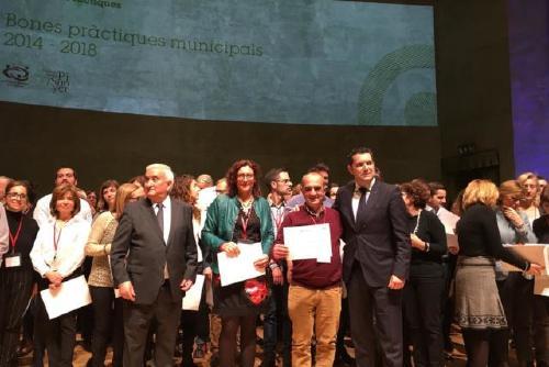 El Banc de Bones Pràctiques certifica tres projectes de l'Ajuntament de Santa Perpètua