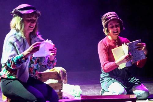 Aquest dissabte clou la Mostra de Teatre amb la representació de l'obra 'Bruna'