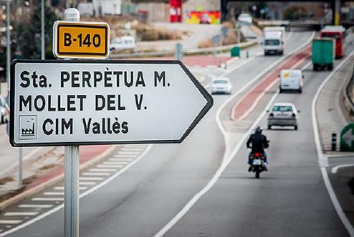 L'alcaldessa presenta als municipis vallesans la proposta de Comissionat de Mobilitat