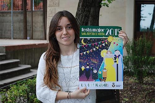 Marta Bellés: ''La Festa Major és un esdeveniment per a tothom''