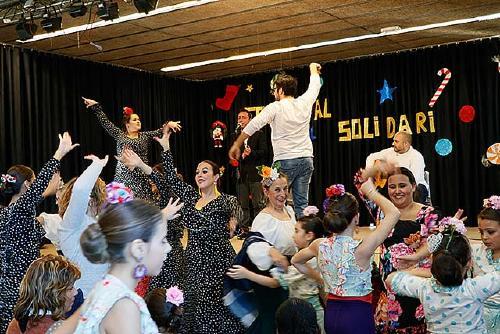 La Casa de Andalucía celebra demà el Festival solidari i destinarà els beneficis a l'Hospital Sant Joan de Déu