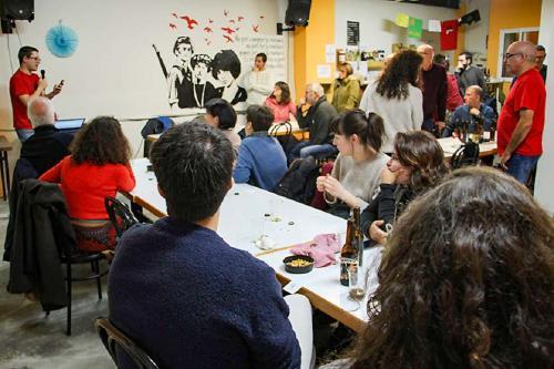 El Casal Popular endega una campanya per aconseguir 50 noves persones associades
